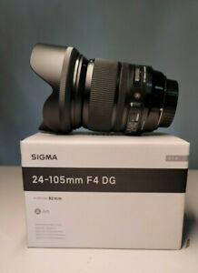 SIGMA Art 24-105mm F/4 DG OS HSM (for Canon EF mount)