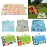 Foldable Portable Waterproof Outdoor Beach Camping Picnic Travel Mat Pad Blanket