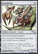4x needlebug // nm // sitiado // Engl. // Magic the Gathering