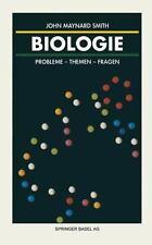 Biologie : Probleme -- Themen -- Fragen by SMITH (1992, Paperback)