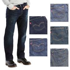 Levi's Boy's Youth 514 Regular Fit 5 Pocket Denim Jeans Pants