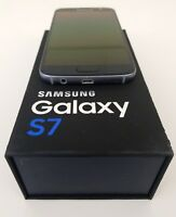 Samsung Galaxy S7 SM-G930F - 32GB - Black (Unlocked) International Smartphone