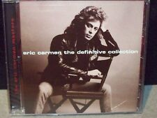 ERIC CARMEN THE DEFINITIVE COLLECTION U.S CD