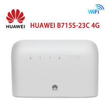 Huawei B715s-23c LTE Cat9 4G LTE Band 1/7/8/20/28/32/38 WiFi CPE VOIP Router