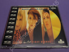 "5"" Video + Audio Single CD Bananarama - Love in the first degree (I-295) UK 1987"