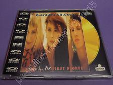 "5"" video + audio Single CD Bananarama-Love in the first degree (i-295) 1987 UK"