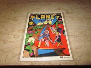 Planet Comics #1 REPRINT