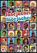 Fonejacker (Series 1 & 2) and Facejacker Series 1 & 2 Complete DVD Boxset New