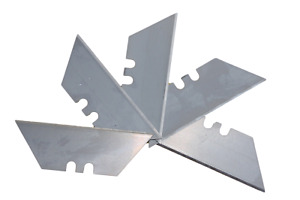 50 Trapezklingen für Cuttermesser Allzweckmesser Paketmesser Schaber - #200404