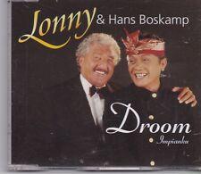 Lonny&Hans Boskamp-Droom cd maxi single