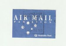Australia Post International Airmail Par Avion Label 1991 Used