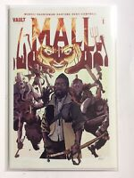 THE MALL #1,2,4,5   VAULT COMICS - 2019