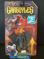Kenner Gargoyles Rare Stone Camo Lexington 1995 Vintage Factory Sealed