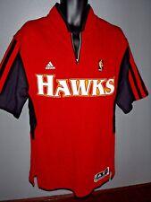 "Adidas Shooting Shirt Atlanta Hawks Xl +2"" Pro Nba Mens Jersey Warm up Xlarge"