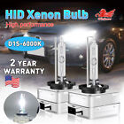 2x 35W D1S Xenon HID Headlight Bulb 6000K White Replace fit for BMW 66140 66144