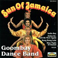 (CD) Goombay Dance Band ‎–Sun Of Jamaica - Island Of Dreams, Ring Ting Ting,u.a.