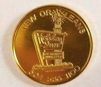 Vintage New Orleans Holiday Inn  Token Superdome Rault Center Souvenir Coin