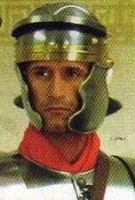ROMAN EMPIRE SOLDIER TROOPER Legionaire Gaelic Steel Two Tone HELMET ARMOR New