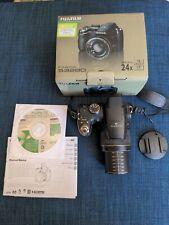 Fujifilm FinePix S Series S3280 14.0MP 24X Optical Zoom Digital Camera - Black