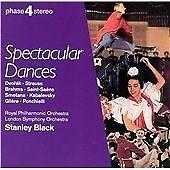 Spectacular Dances (1996). Stanley Black. Decca Phase 4 CD