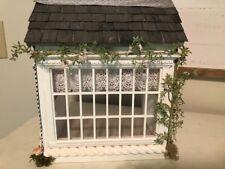 Dollhouse Cottage - Handmade Miniature