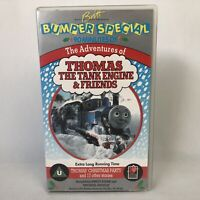 Thomas The Tank Engine And Friends VHS Tape Stories Featuring Ringo Starr