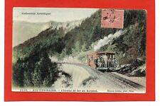 cpa 73 AIX-LES-BAINS - Chemin de Fer du Revard (1906)