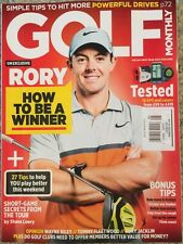 Golf Monthly Rory How To Be A Winner Short Game August 2015 FREE SHIPPING