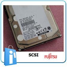 "Disco duro HD 3.5"" SCSI Fujitsu MAS3184NC 18 Gb 15K 80 Pins"