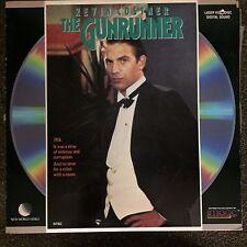 THE GUNRUNNER Laserdisc LD [ID6458NW]