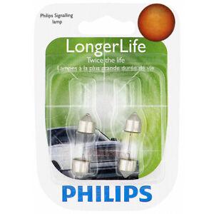 Philips Map Light Bulb for Infiniti FX35 FX45 G35 G37 2003-2008 Electrical xg