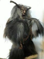 Fellteufel Krampusfigur Perchten Gehörn Hörner Fell Krampus Teufel Brauchtum