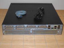 Cisco C2951-CME-SRST/K9 PVDM3-32 FL-CME-SRST-25 for 25 CME/SRST devices DATA lic