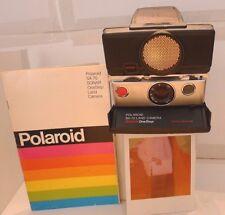 Polaroid SX-70 SLR Sonar AF OneStep Land Sears Special Instant Film Camera