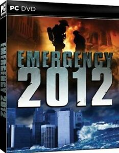Emergency 2012  You're in charge of all rescue operations  Brand New Sealed