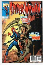 Spider-Woman - #2 And It' A Change For The Worse Marvel Comics 1999