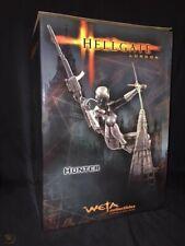 Weta Collectibles Hellgate London Hunter Statue 103/1000 Damaged Box