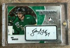 2007-08 ITG Heroes and Prospects Autographs #A-SG Sam Gagner