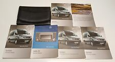2010 MERCEDES-BENZ SPRINTER OWNERS MANUAL V6 3.0L DIESEL 4X4 2WD WAGON EXT CARGO