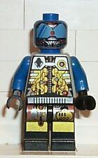 LEGO 6975 - UFO Droid Blue / Alien - Minifigure / Mini Fig