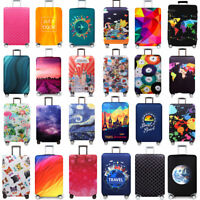 Elastic Thick Luggage Cover Trolley Case Suitcase Dust Protector 18 ~ 32 inch