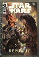 Star Wars Republic Hidden Enemy #82 Part 2 Comic Book Pack Variant Dark Horse 9