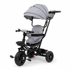 Foryourlittleone Trike Grau Dreirad Baby Druck Fahrrad 9 Monate Bis 5 Jahre