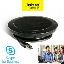 PC Speakerphone Jabra Speak 410 Portable Speaker For PC Business Conference Call