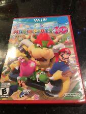 Nintendo Wii U Mario Party 10 Brand New Factory Sealed!!