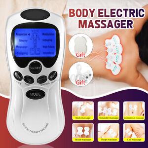 Massagegerät Nacken Rücken Schulter Akupunkturpunkt Elektrostimulationsgerät DE