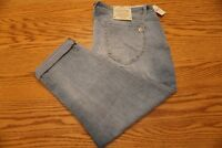 "NWT WOMEN'S DEMOCRACY JEANS Multiple Sizes Plus ""Ab""technology High Rise Crop"