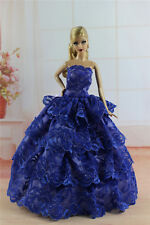 Fashion Princess Party Dress/Evening Clothes/Gown For Barbie Doll S341
