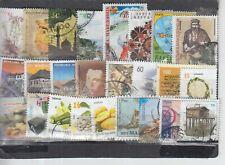 Schönes Lot Briefmarken aus Makedonien gestempelt