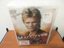 MacGyver - Season's 1-4 1 2 3 4 (Dvd 2016,22-Disc Set) Brand New Sealed